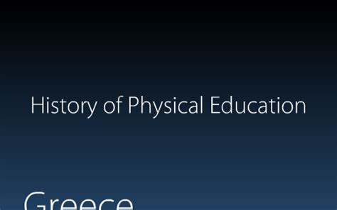 Importance of physical education thesis